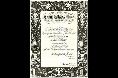 Tertis-TCM-certificate
